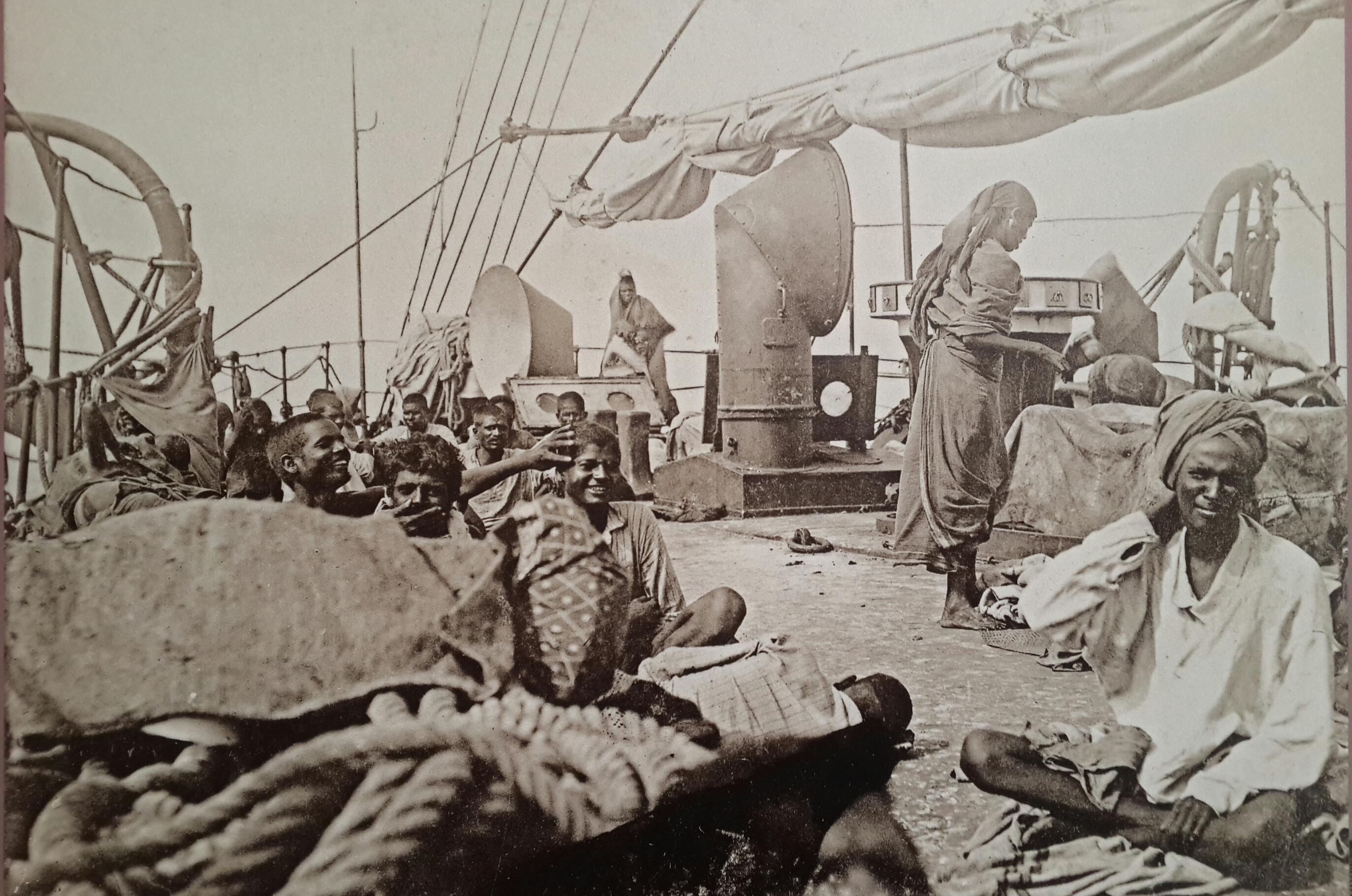 Le Labo des savoirs, Emission sur «La France en Inde» suivi de «L'engagisme : des esclaves aux coolies»