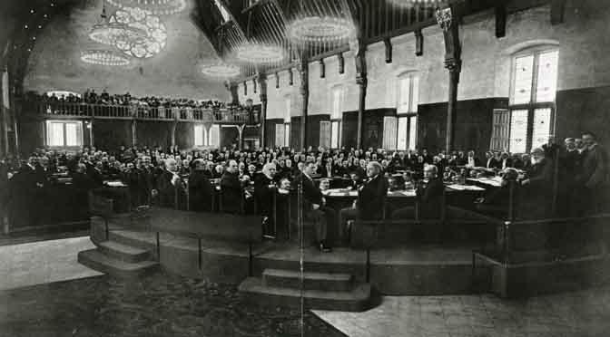 Appel à communications : Les Européens et la neutralité à l'épreuve de la mondialisation, 1700-1945