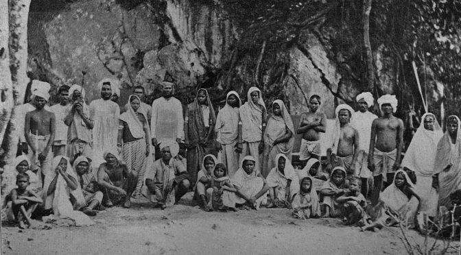 L'engagisme africain dans l'océan Indien occidental : le cas de La Réunion, XIXème-XXIème siècles