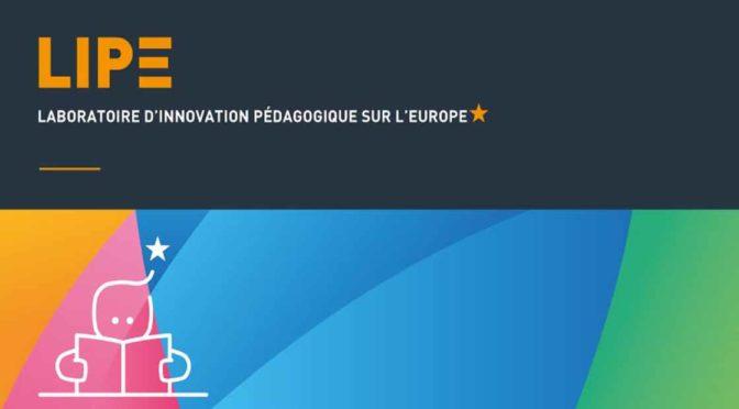 Inauguration du LIPE – L'Europe du laboratoire à la classe