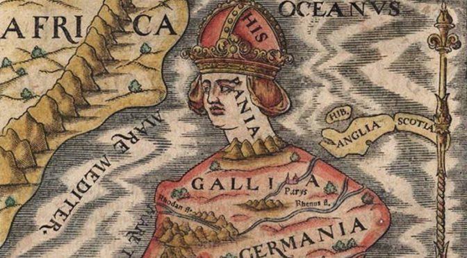 Ethno-géopolitique des Empires,  1. Antiquité et Moyen Âge