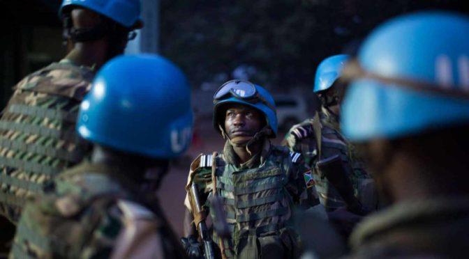 """Journée d'études : """"L'Europe et l'Afrique post-coloniale : conflits armés et enjeux sécuritaires"""""""