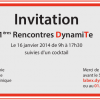 16.01.2014 | 1ères Rencontres DynamiTe