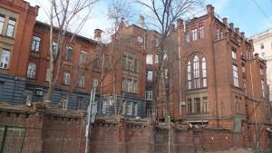 L'ancien bâtiment de l'Institut du cerveau à Moscou Source : http://www.vice.com/read/a-visit-to-moscows-brain-institute