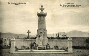 Monument aux morts de Langeac