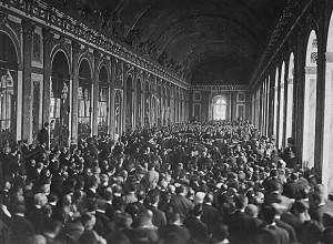 Traité de Versailles - 1919