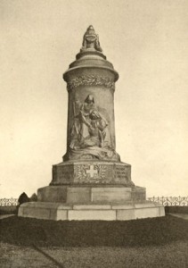 Monuments aux infirmières de Reims.