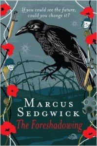 Couverture du roman The Foreshadowing de Marcus Sedgwick.