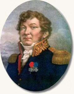 Louis Albert Guislain Bacler d'Albe (1761-1824) Source : Institut National de l'information Géographique et Forestière