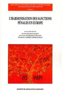 Harmonisation sanctions