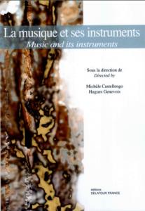"""Couverture du livre """"La musique et ses instruments"""""""
