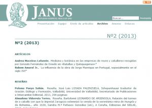Revista   Revista JANUS
