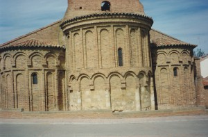 Abside San Tirso