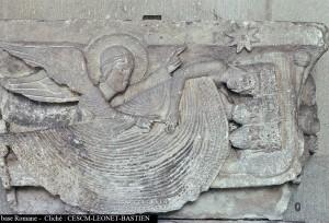 Autun, songe des Mages, croisée du transept (cliché Leonet-Bastien/CESCM)