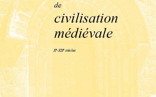 Appel à contributions, revue des Cahiers de civilisation médiévale
