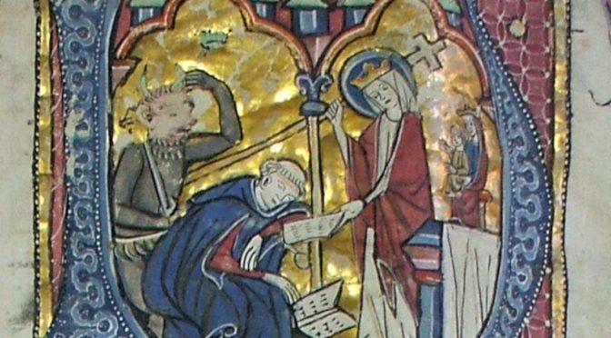 [21 nov.] Du Trône de la Sagesse à l'Image Vivante. Les images miraculeuses de la Vierge à travers la culture visuelle du Moyen Âge