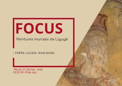 [12 février] Focus n° 4 – Peintures murales de LIgugé