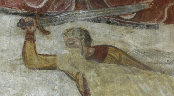 [23 mai] Langue de bois, de pierre et de verre, le français dans les inscriptions au Moyen Âge