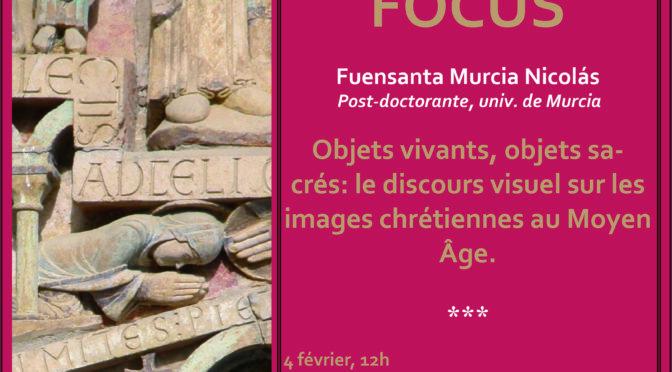 [4 févr.] : Focus n° 5 : objets vivants, objets sacrés