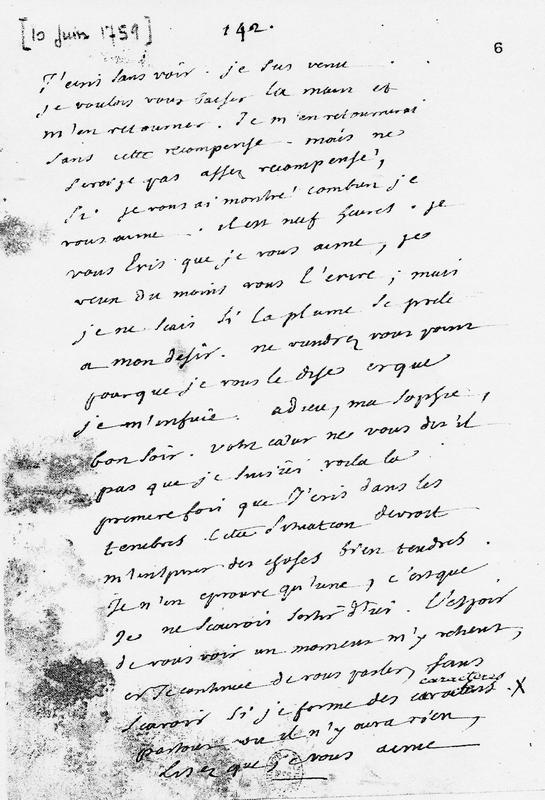 121 - lettre sophie 10 mai 1759
