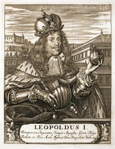 Figure 5: Emperor Leopold I of Habsburg