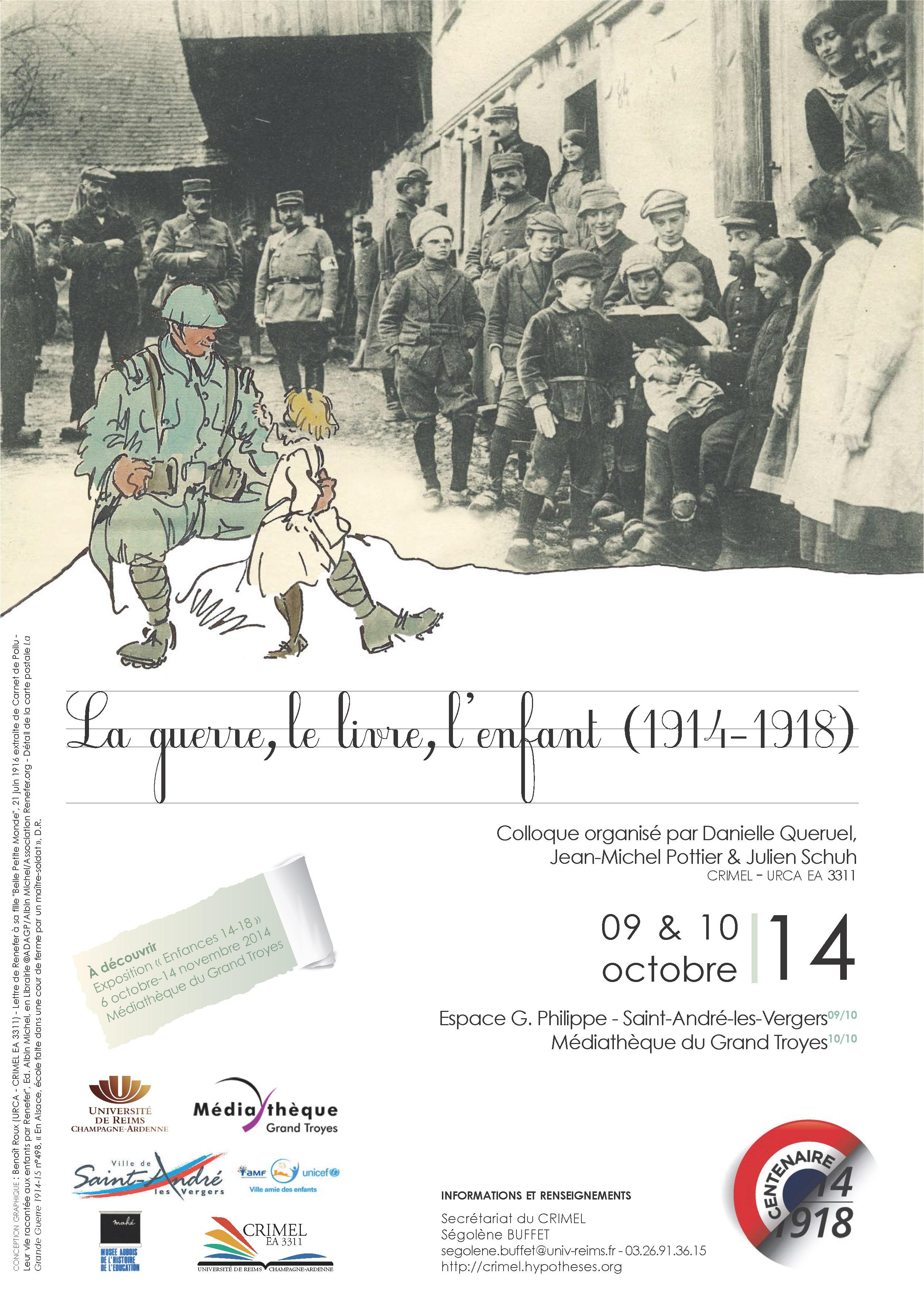 rencontres université entreprise 2014 Saint-Denis