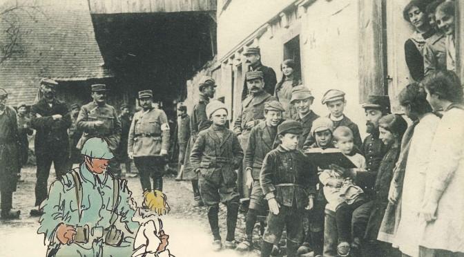 Colloque «La guerre, le livre, l'enfant (1914-1948)»