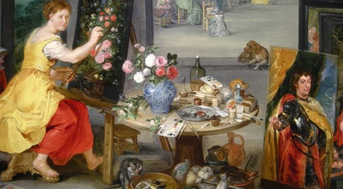 "Colloque ""<i>Topoi</i> et anecdotes artistique"""