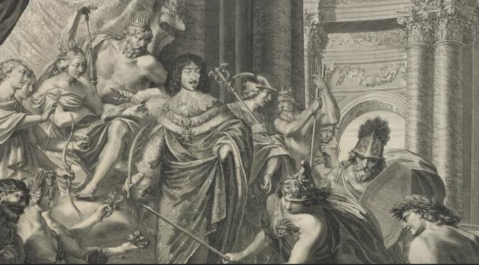 Gaston d'Orléans et l'Antiquité