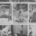 Zeitungsausschnitt, zugesendet von Susanne W.<br /> Quelle: Scope Weekly (hrsg. von der Upjohn Company), Vol. 5 No. 39, erschienen am 28.9.1960.