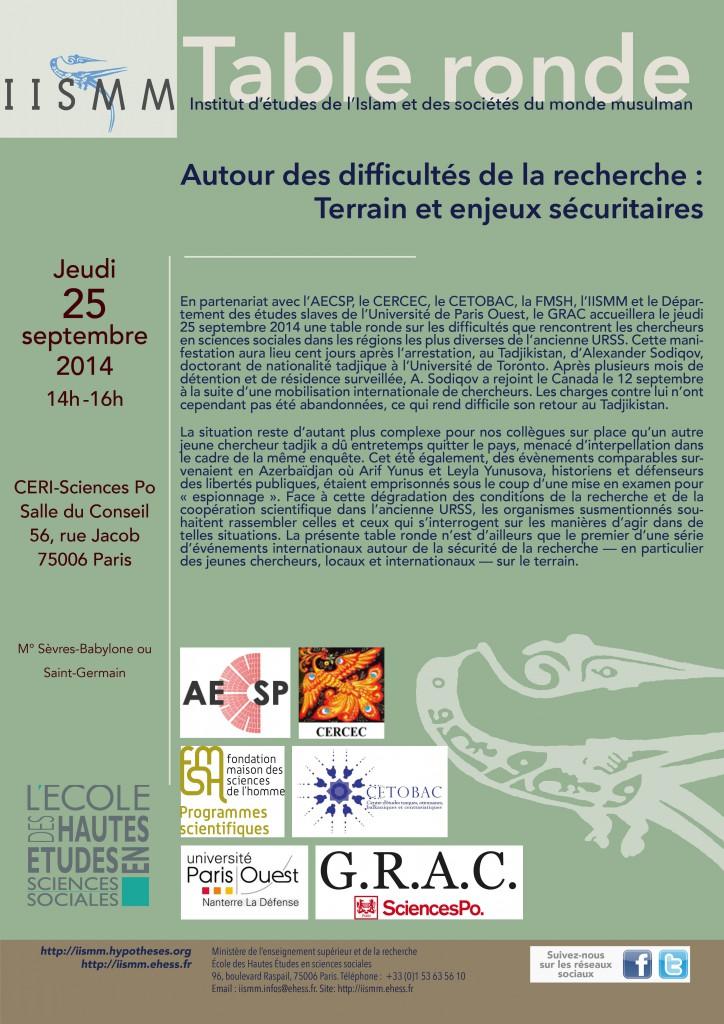 2014-09-25 Diificultes recherche