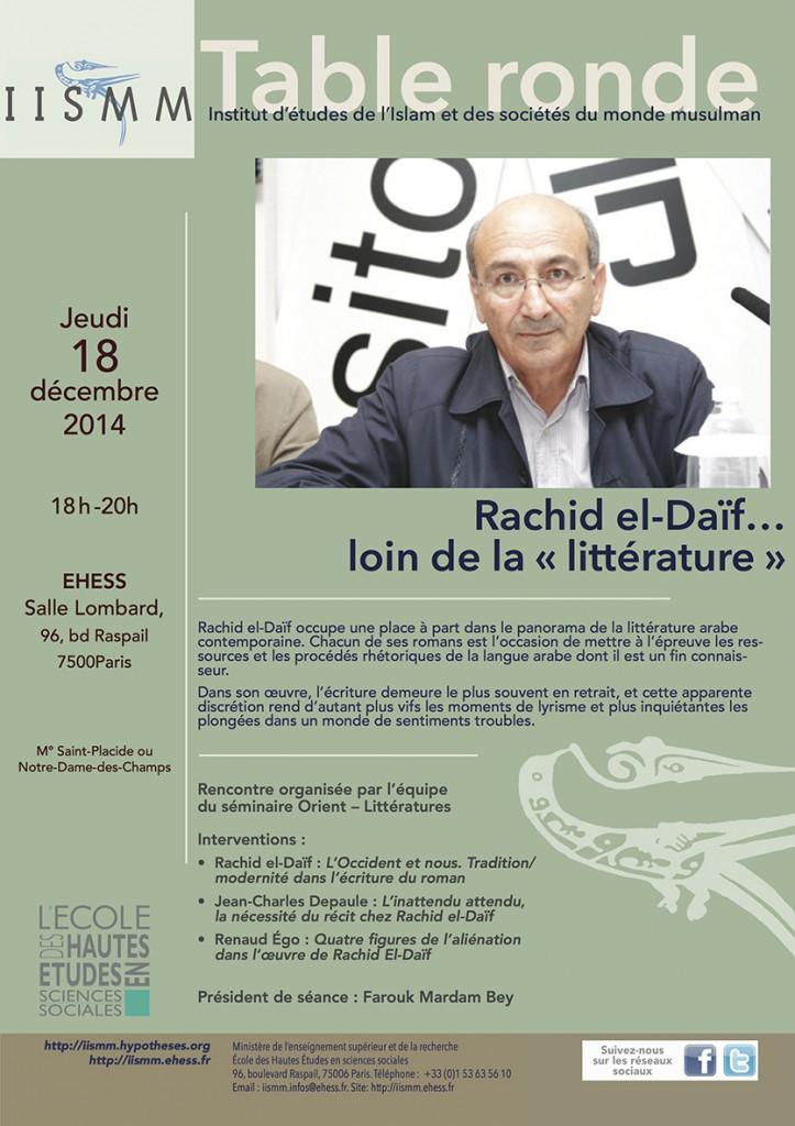 2014-12-18 Rachid el-DaifL