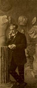 Louis Carton à la Villa Stella Kéreddine