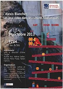 Séminaire doctoral: «Alexis Blanchet : Les jeux vidéo dans les cultures médiatiques»
