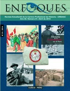 Revista ENFOQUES - UNSAAC