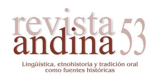 Portada Revista Andina 53 asignada