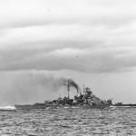 Schlachtschiff Bismarck, nach Seegefecht