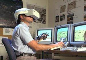 réalité virtuelle - creative commons - wikipedia