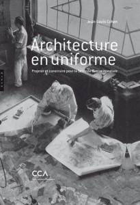 230510~v~Architecture_en_uniforme___Projeter_et_construire_pour_la_Seconde_Guerre_mondiale