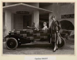 voiture delaunay