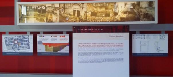 Médiation documentaire au CIAP de Bastideum. Cliché photographique de Jessica de Bideran pris le 09 août 2014.