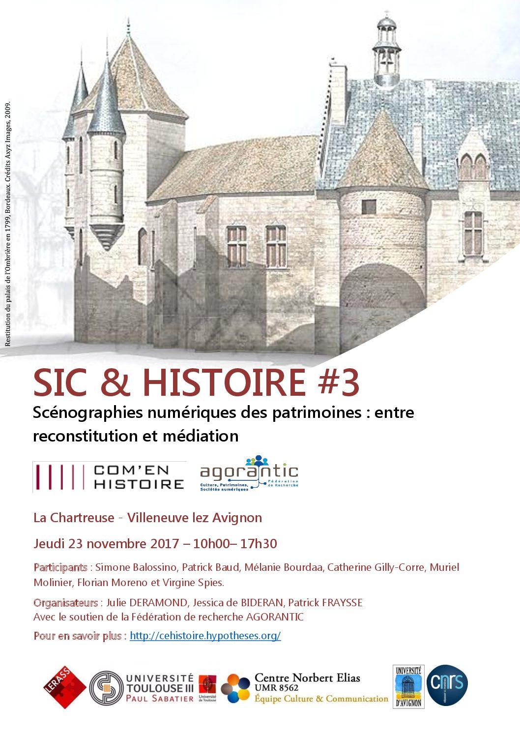 Sic & Histoire #3