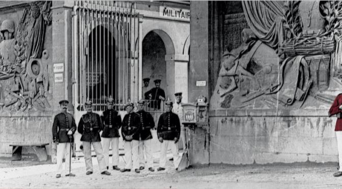 L'Armée dans la ville. Forces en présence, architectures et espaces urbains partagés (XVIe-XIXe siècle)