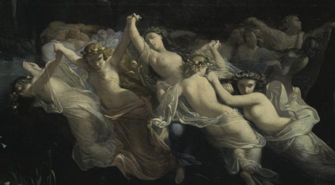 Bacchanales ! Ivresse des arts au XIXe siècle