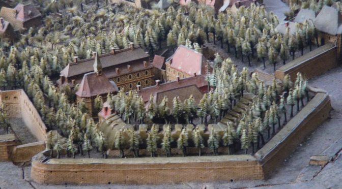 Au pied du mur. Bâtir le vide autour des villes (XVIe-XVIIIe siècleS)