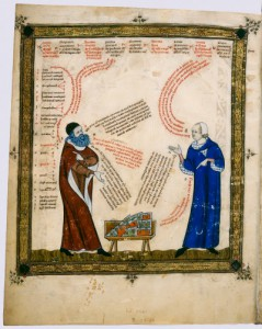 Ramon Lull et son disciple, thomas le Myésier. Electorium parvum seu breviculum (c. 1321)