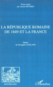 La République romaine de 1849 et la France