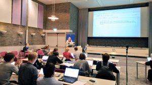 Code and collate - Workshop Amsterdam (photo: Ellie Bleeker)