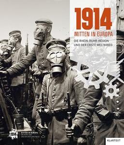 1914 Mitten in Europa