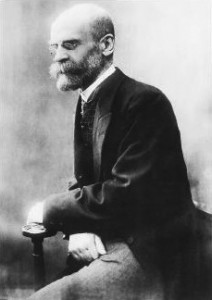 Durkheim (photo domaine public - Wikimedia Commons)